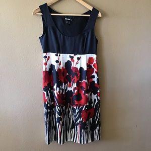 Kensie Silk Dress